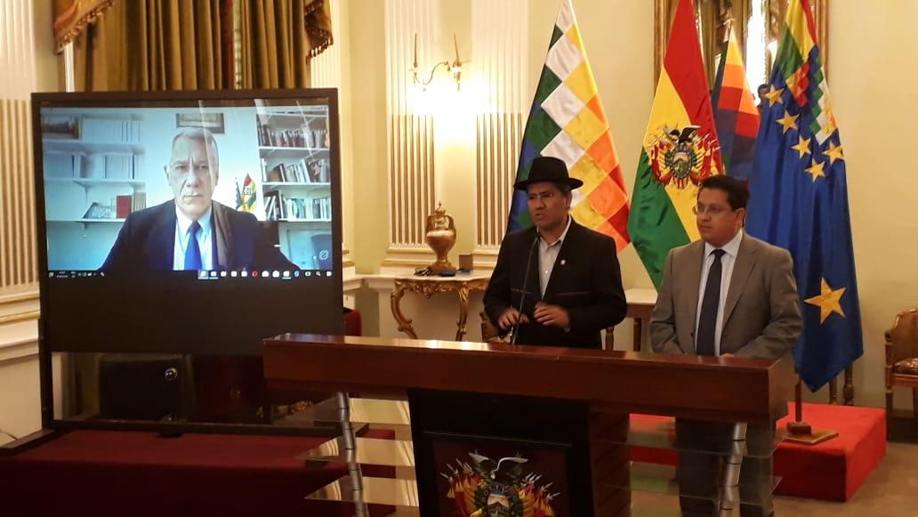 Bolivia entrega su dúplica ante La Haya respecto al juicio del Silala