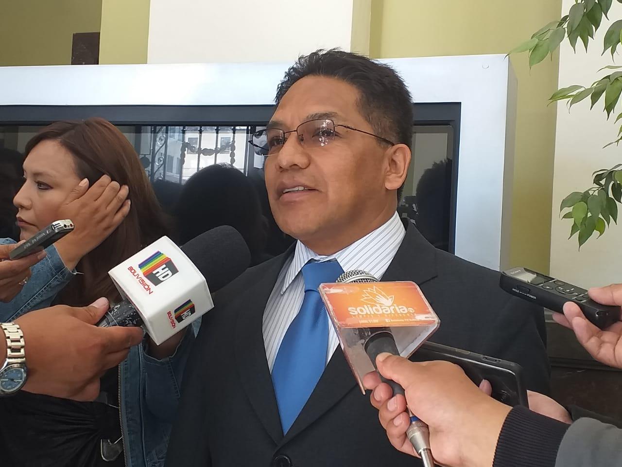 MAS niega que funcionarios públicos están obligados a participar en el inicio de su campaña electoral