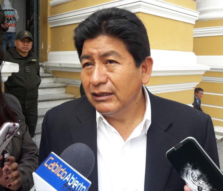 MAS propone crear una comisión legislativa mixta para investigar casos irregulares dentro de la Policía y Fuerzas Armadas