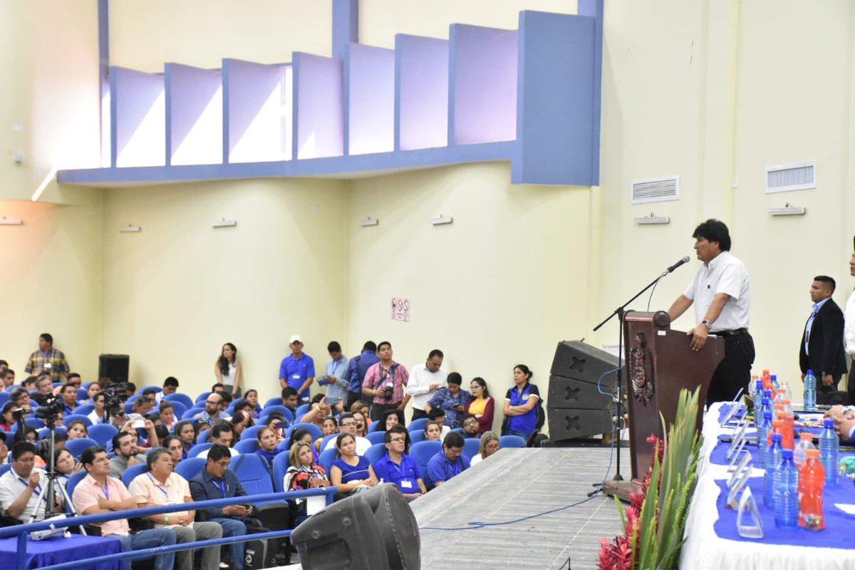 Morales propone eliminar el secreto bancario de los policías