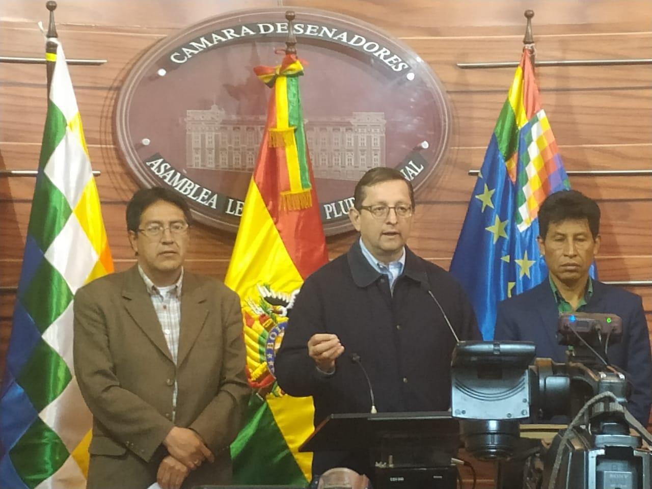 """Oposición califica de """"prochilenas"""" a las declaraciones de Morales respecto al Silala"""