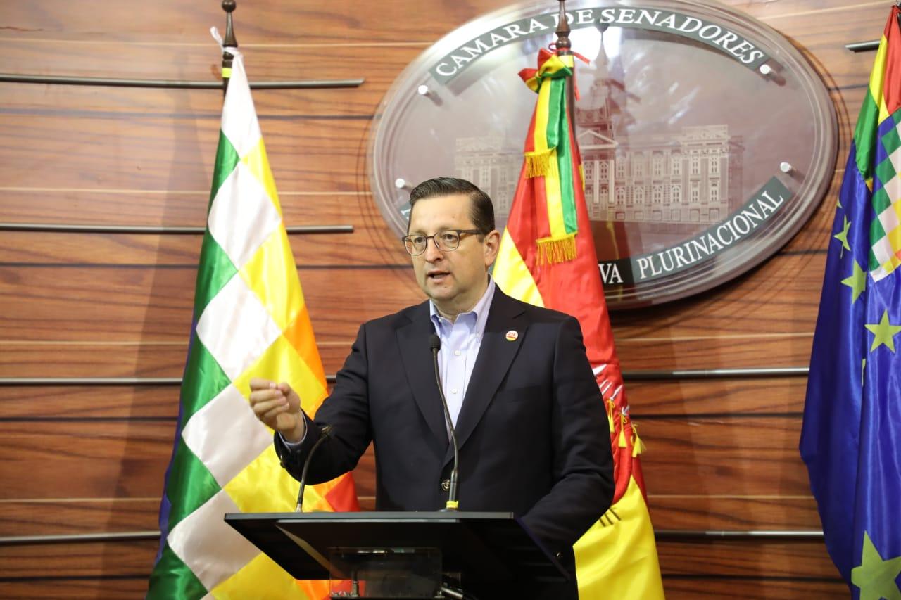 Ortiz tendrá una reunión con el secretario general de la OEA