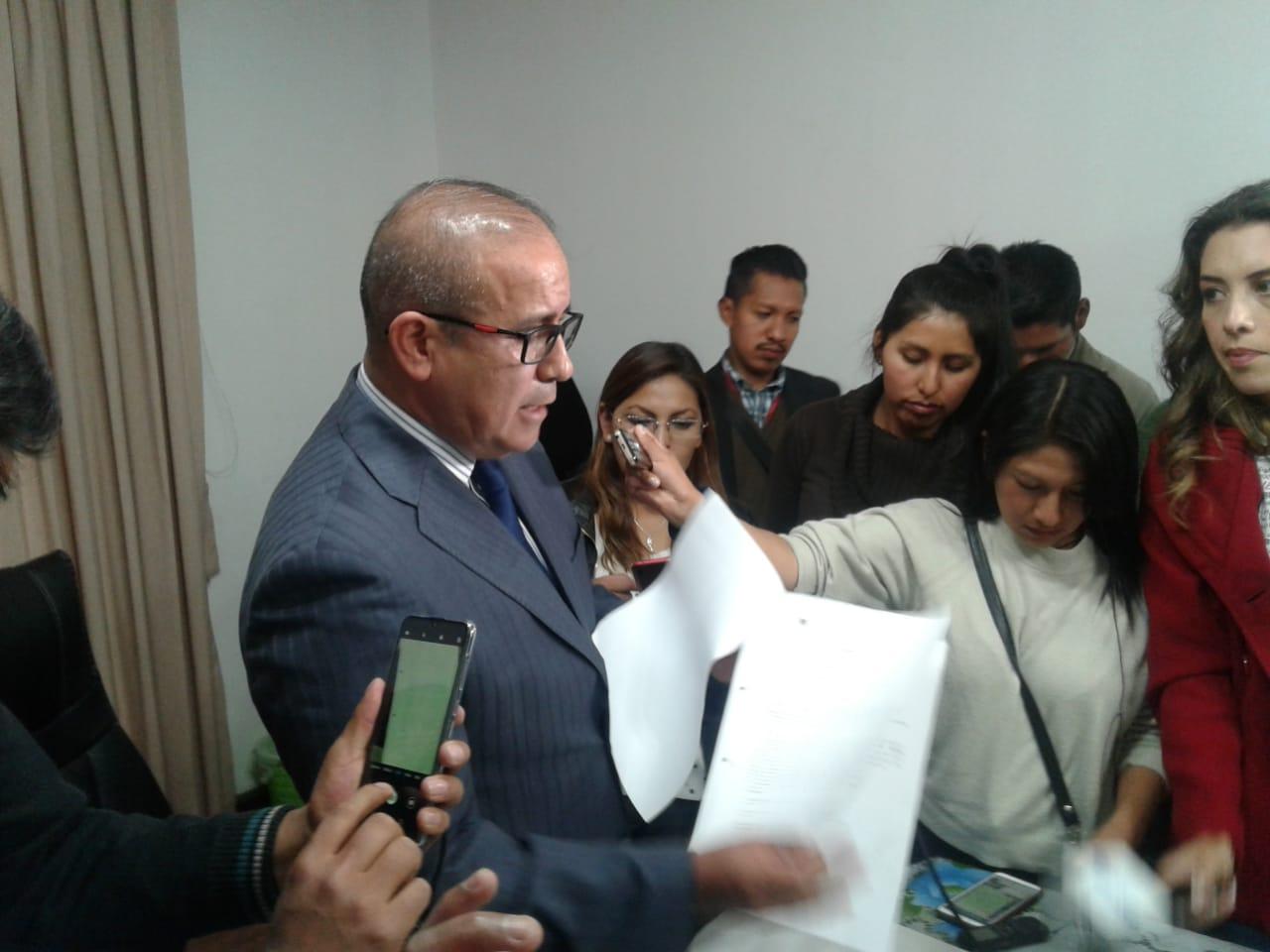 Presidente del Tribunal Disciplinario policial rehúsa estar involucrado en un supuesto volteo de droga