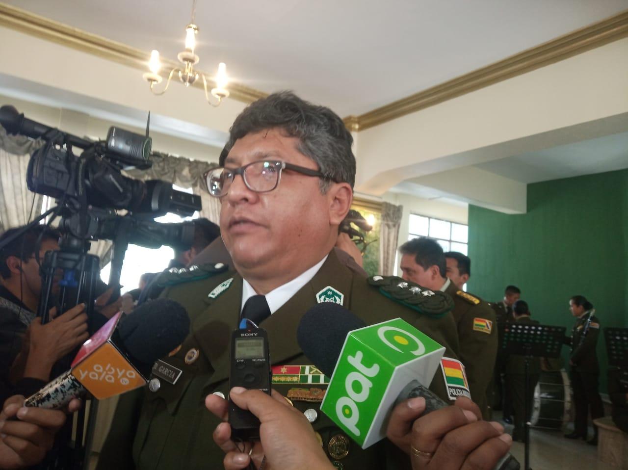 Policía presume que reo fugado de Chonchocoro planeó su huida