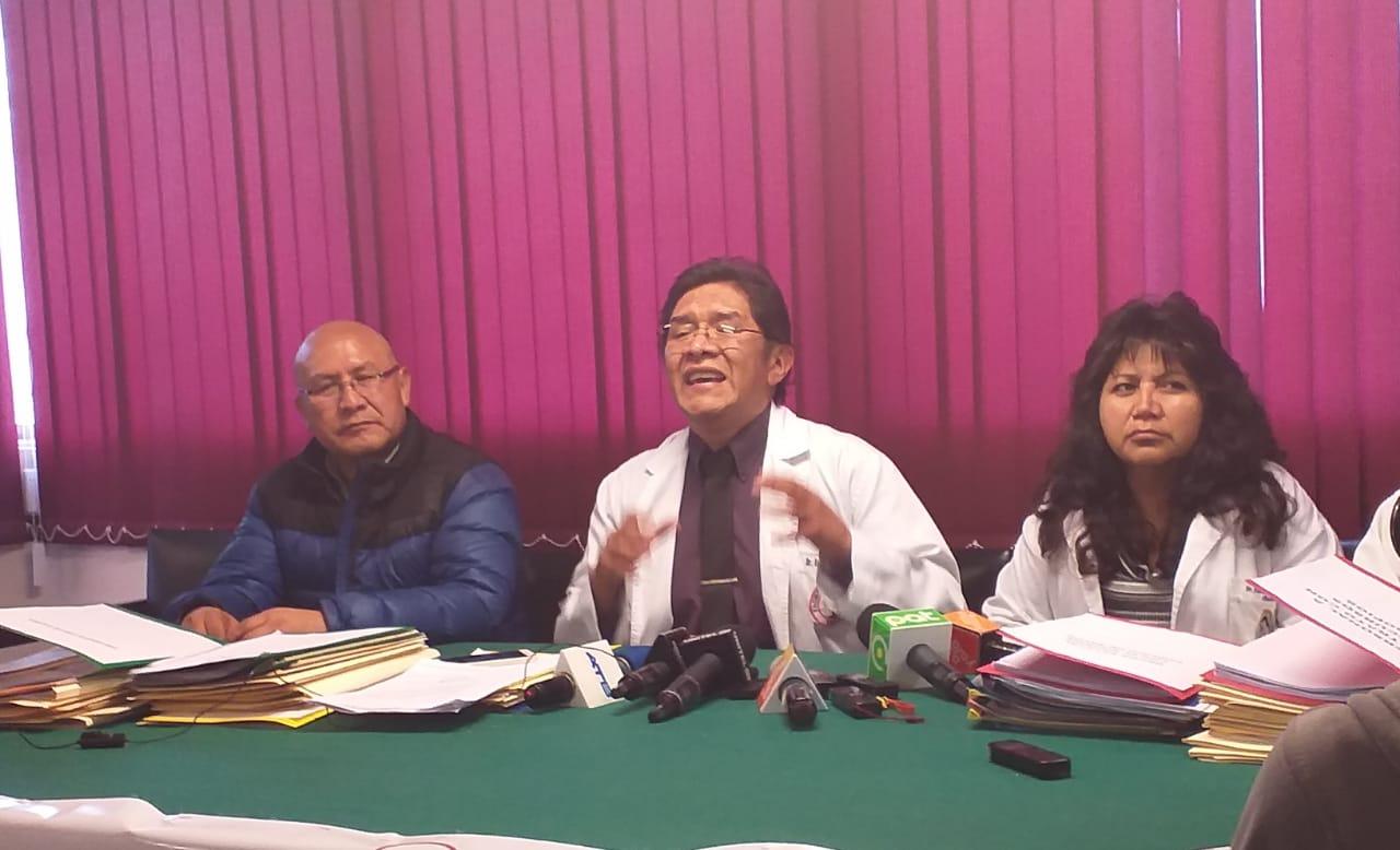 SIRMES amenaza con paro de 48 hrs si no son convocados a las reuniones de tratamiento del SUS