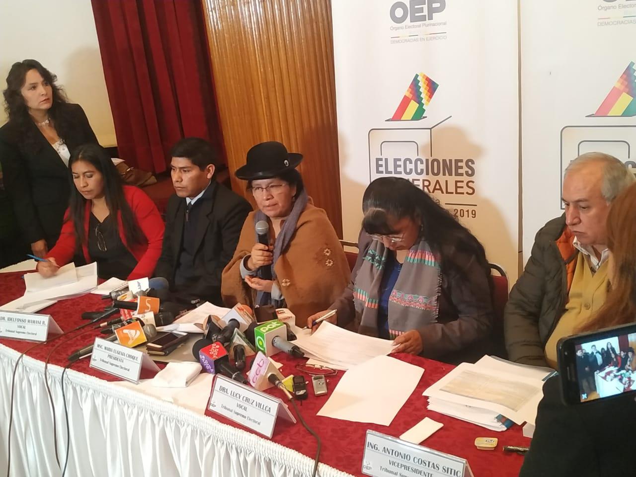 TSE lanza la convocatoria oficial para las próximas elecciones nacionales