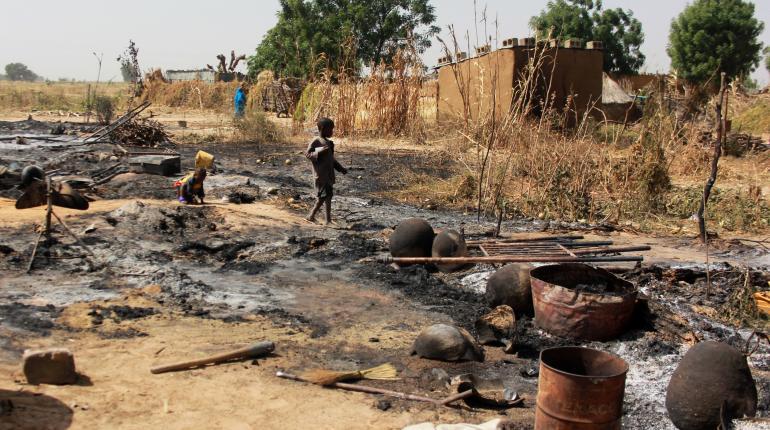 UNICEF libera a casi 900 niños soldados en Nigeria que combatían contra Boko Haram
