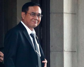 Tailandia elige como primer ministro al general golpista Prayut Choa-ochoa