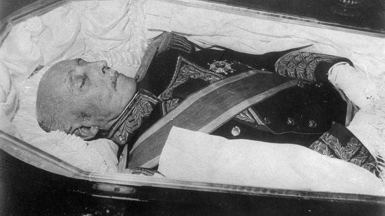 El Tribunal Supremo de España decidió suspender la Exhumación de Francisco Franco