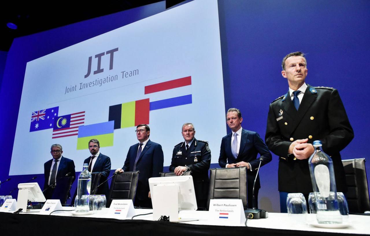 JIT acusa a tres funcionaros rusos y un ucraniano por el derribo de avión MH17
