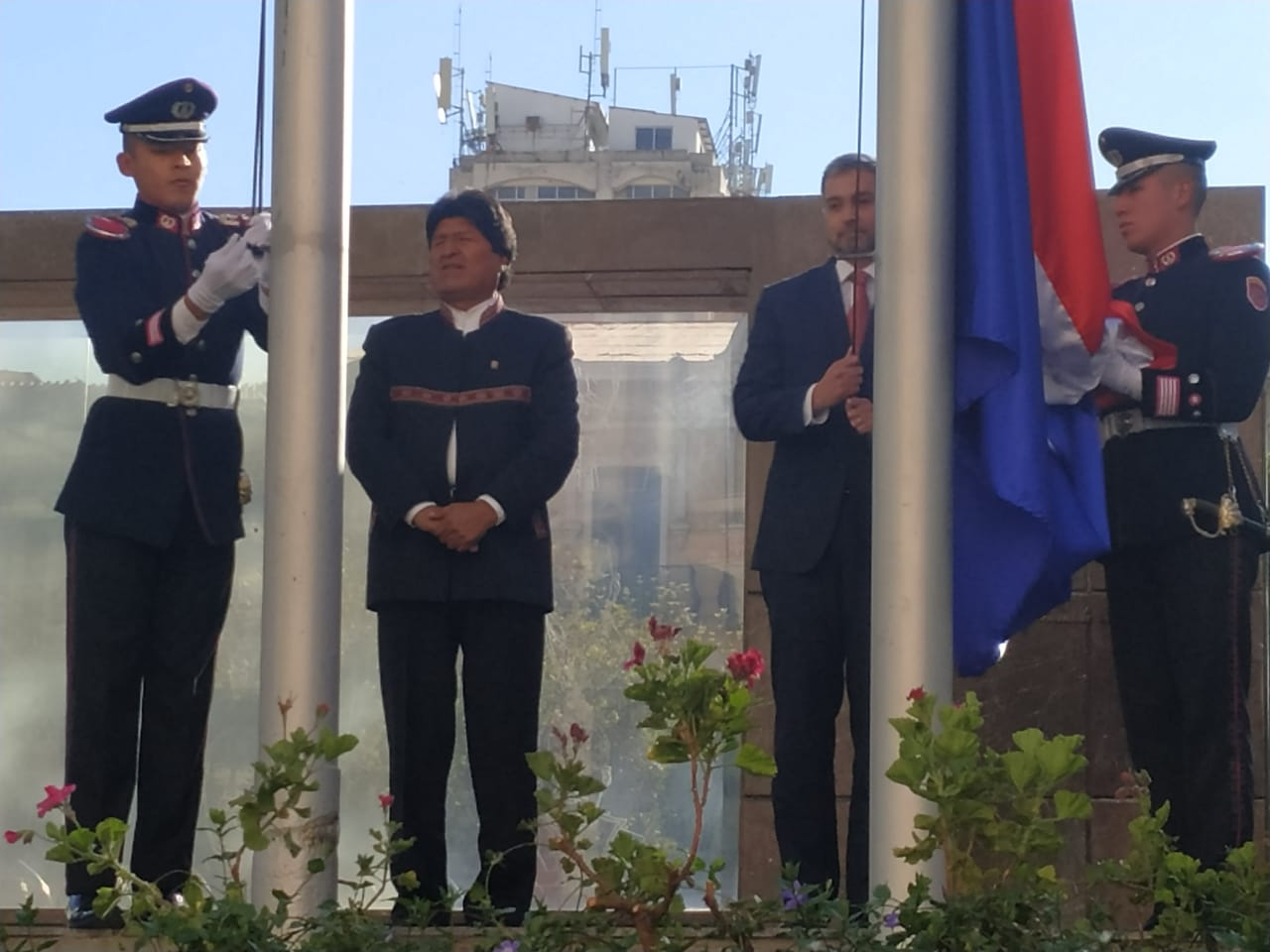 Bolivia y Paraguay se reúnen para concretar acuerdos de cooperación