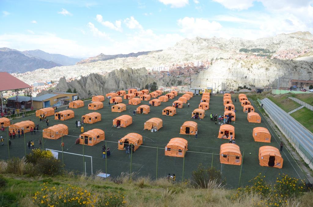 Gobierno acepta los terrenos ofrecidos por la Alcaldía para la construcción de viviendas para los damnificados por el deslizamiento