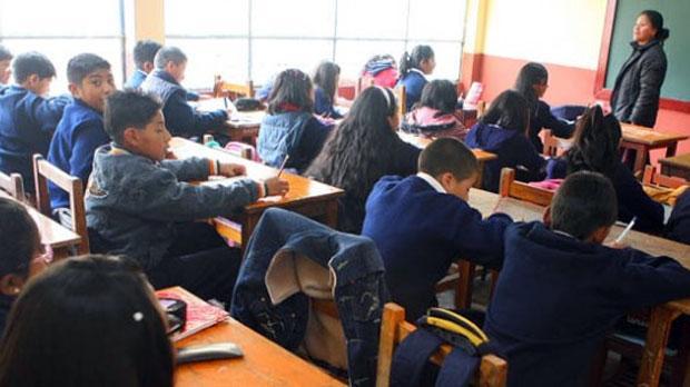 Ministerio de Educación ratifica que el próximo lunes inicia las vacaciones escolares