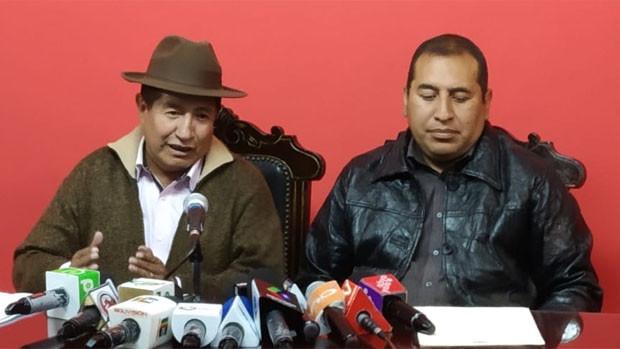 Oposición interpelará al ministro Romero para indagar sobre los operativos de erradicación de coca