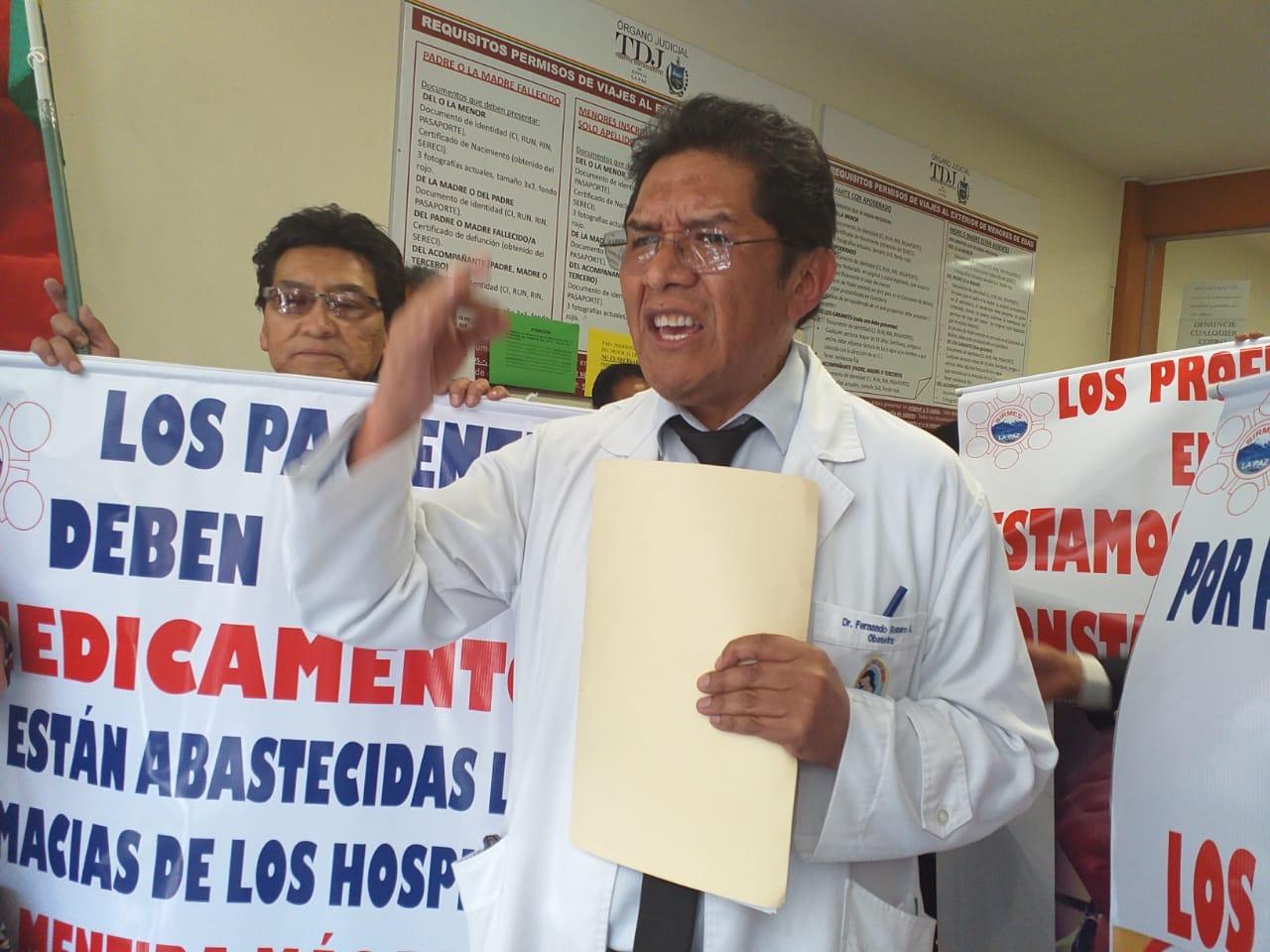 SIRMES presenta denuncia contra el Ministerio de Salud por incumplimiento de acuerdos para la atención del SUS