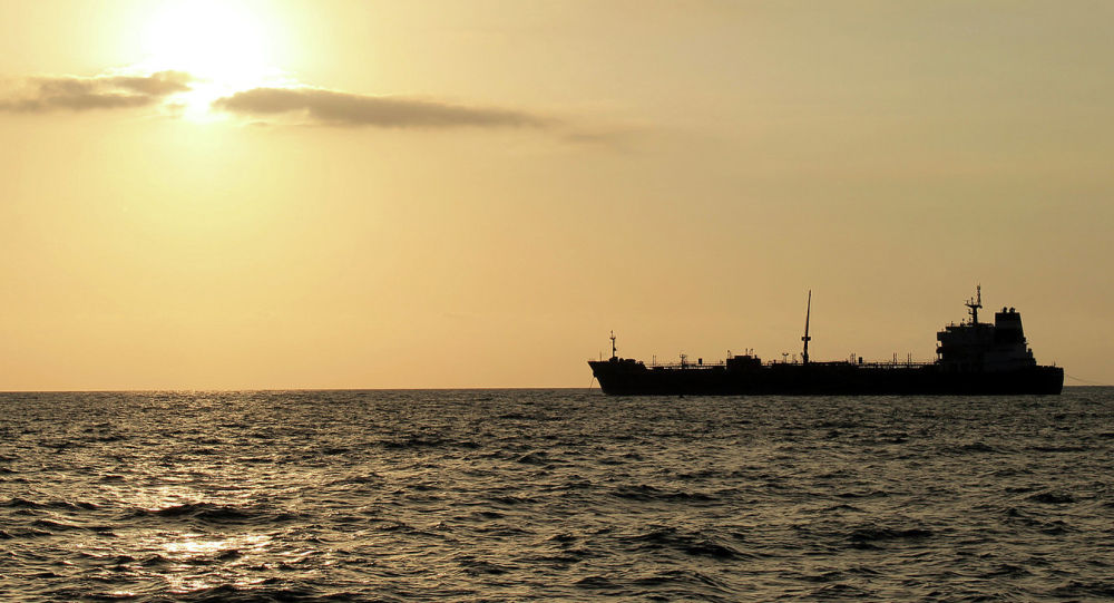 Guardia Revolucionaria de Irán incautó un buque extranjero por contrabando de petróleo