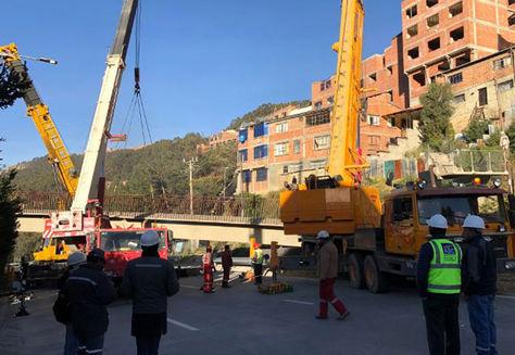 ABC anuncia el cierre parcial de la autopista La Paz – El Alto durante el próximo sábado