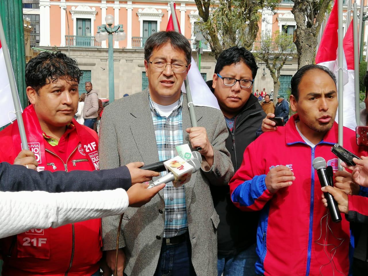 Bolivia Dice No designa a Gonzalo Barrientos como su primer diputado plurinominal