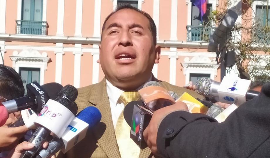 """""""Bolivia Dice No"""" inaugurará las casas de campaña en La Paz en medio de preocupación"""