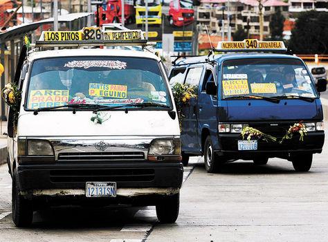 Dirigente de chóferes anuncia fiscalización a la Alcaldía Municipal