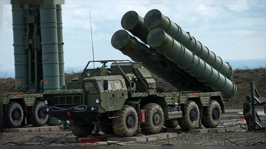 Gobierno turco envía 100 especialistas a Rusia para estudiar sistemas antiaéreos
