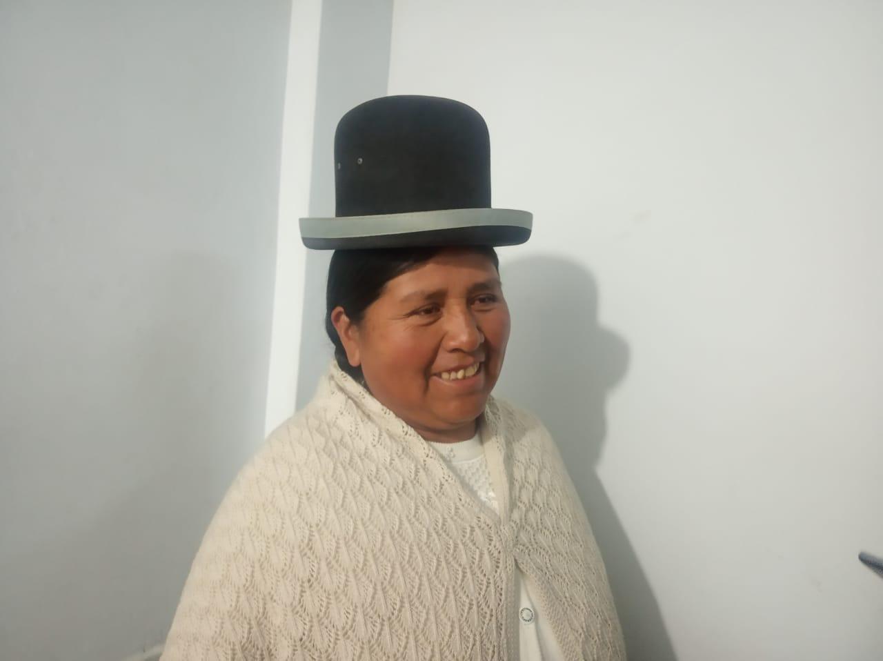 Felipa Huanca denuncia chicanearía por el diputado Quispe