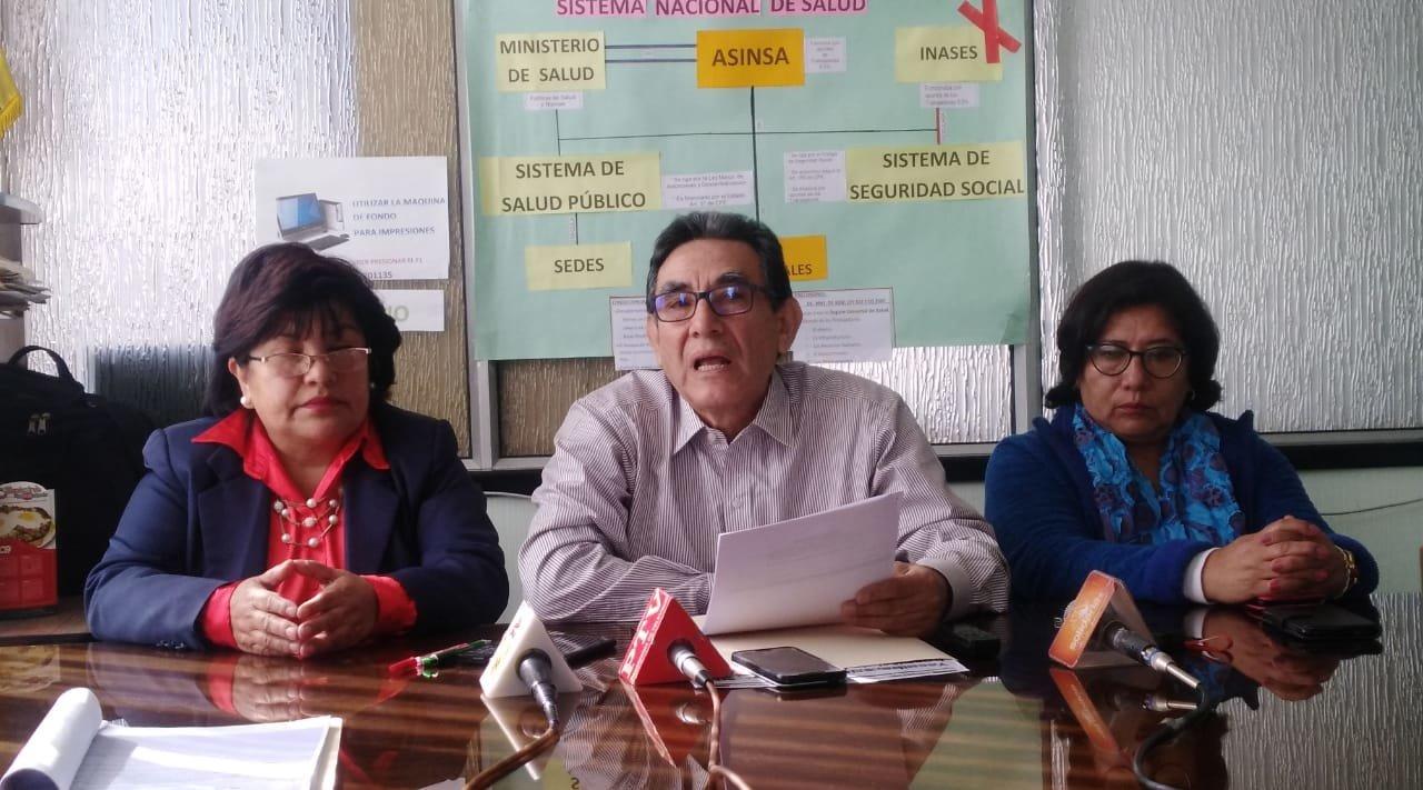 FESIMRAS pide declarar emergencia sanitaria ante presunto virus que enfermó severamente a dos médicos