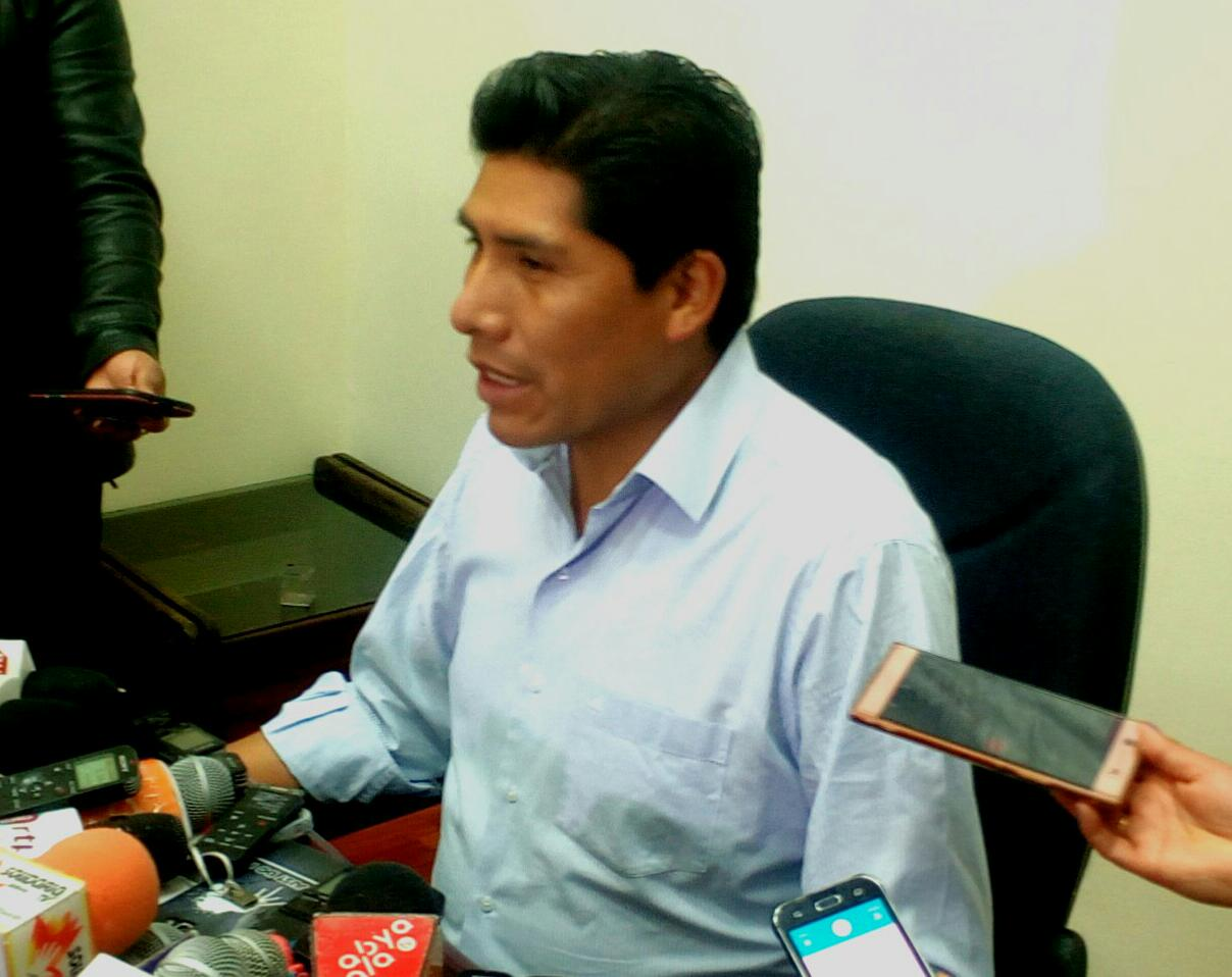 MAS denuncia que el próximo paro cívico es un sabotaje a las elecciones generales