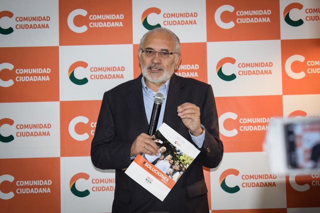 Mesa propone investigar los 13 años de gestión de Morales