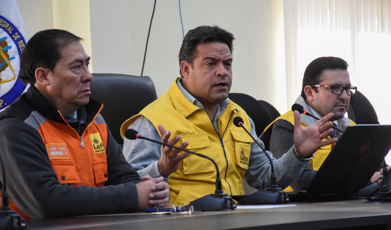 Revilla anuncia demanda penal contra Tersa por el nuevo deslizamiento en el relleno sanitario de Alpacoma