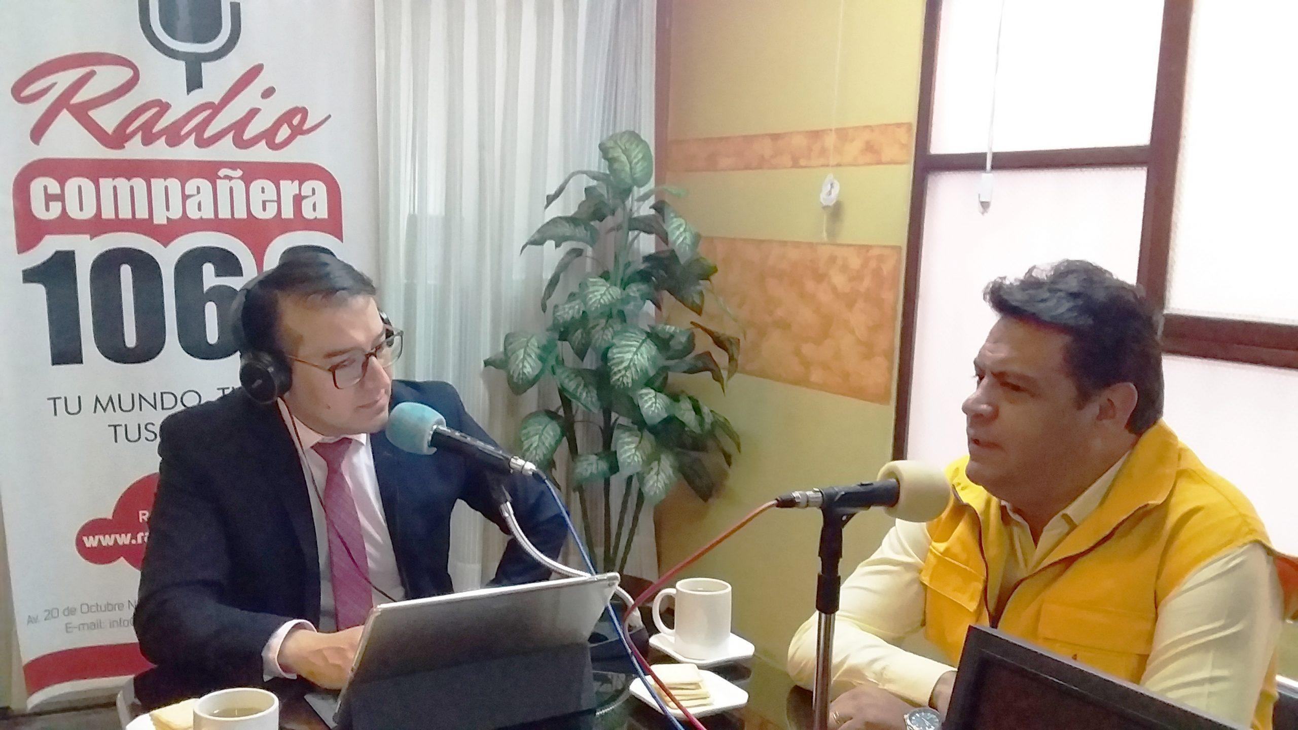 Revilla anuncia proyecto de ley para condonación de impuestos