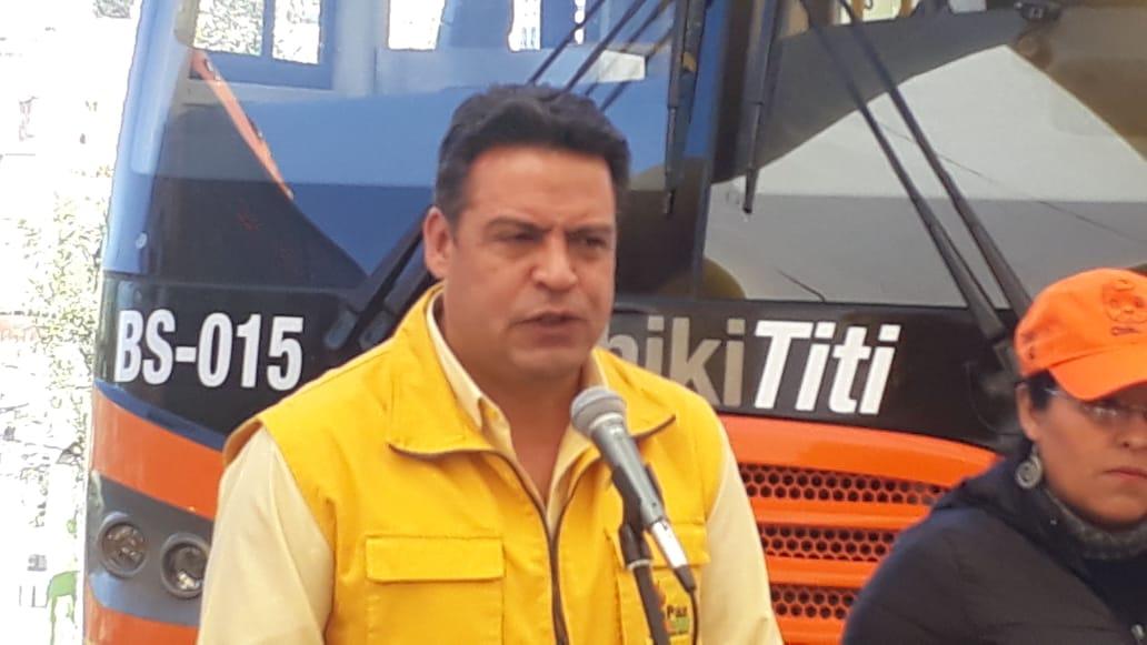 Revilla no negociará el reglamento sancionatorio con los chóferes del transporte público