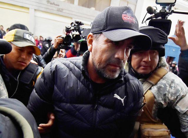 TCP ordena el traslado inmediato del ex capitán Moreira al penal de Palmasola