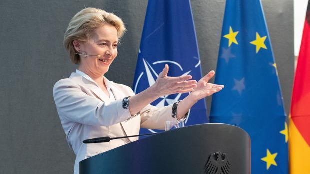 Ursula von der Leyen propone salario mínimo y beneficios para todos los trabajadores de la UE