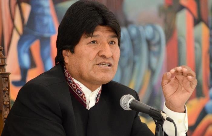 Morales envía víveres a los pobladores de Robore e indica que en las próximas horas se sumaran 400 soldados
