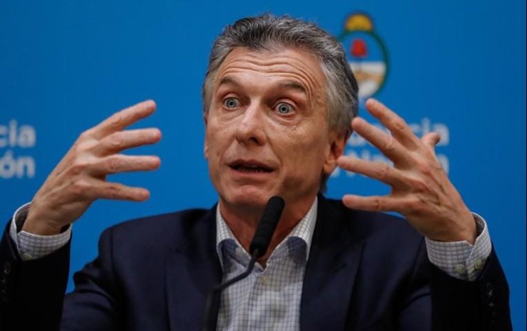 Macri anunció quitar el impuesto al valor agregado (IVA) de los productos de la canasta básica