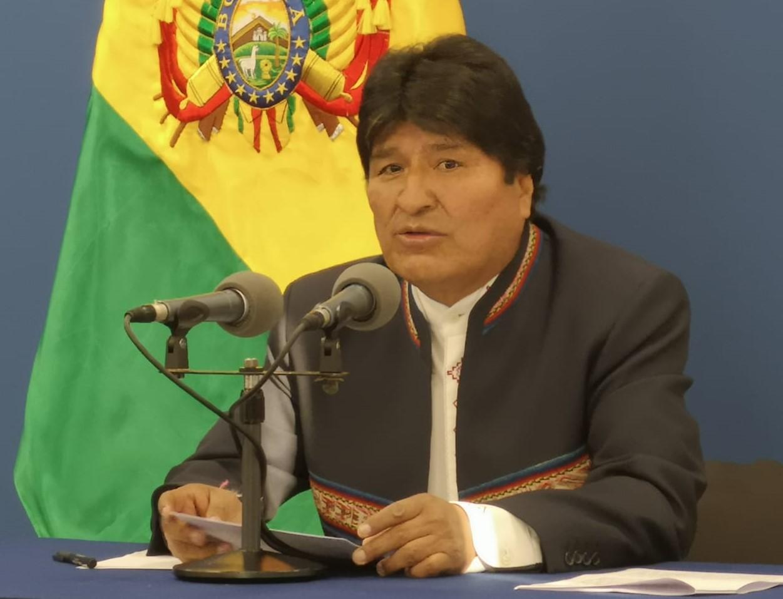 Morales manifiesta que las encuestas no aciertan los resultados esperados de las elecciones