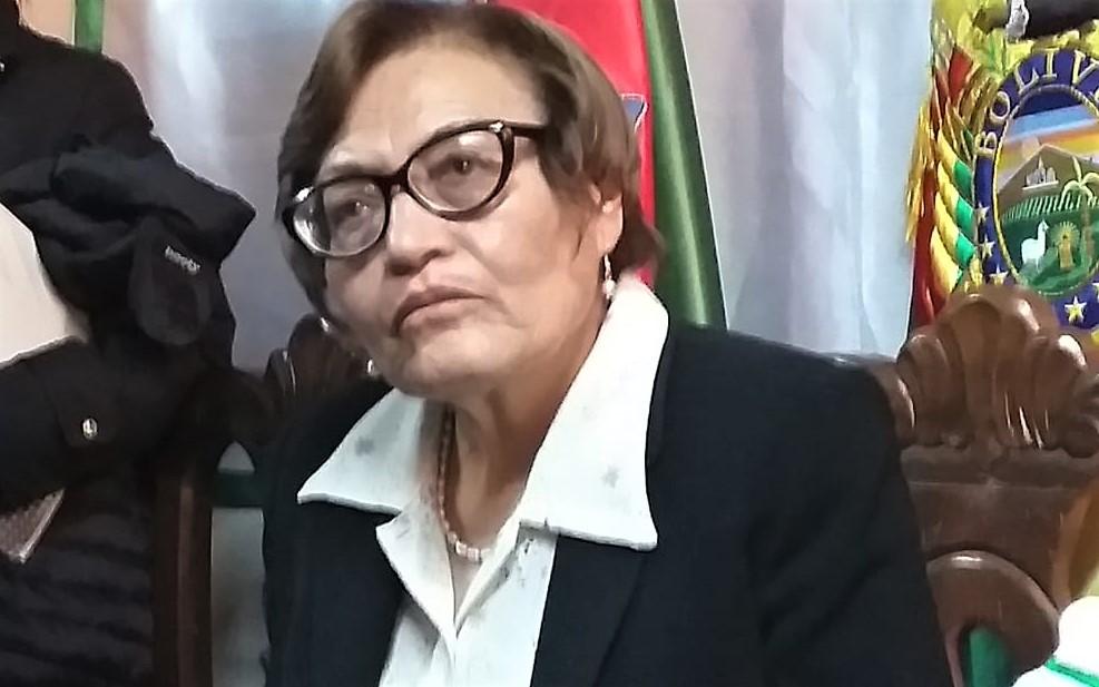La Defensoría de La Paz pretende formular nuevas leyes en defensa de mujeres asesinadas