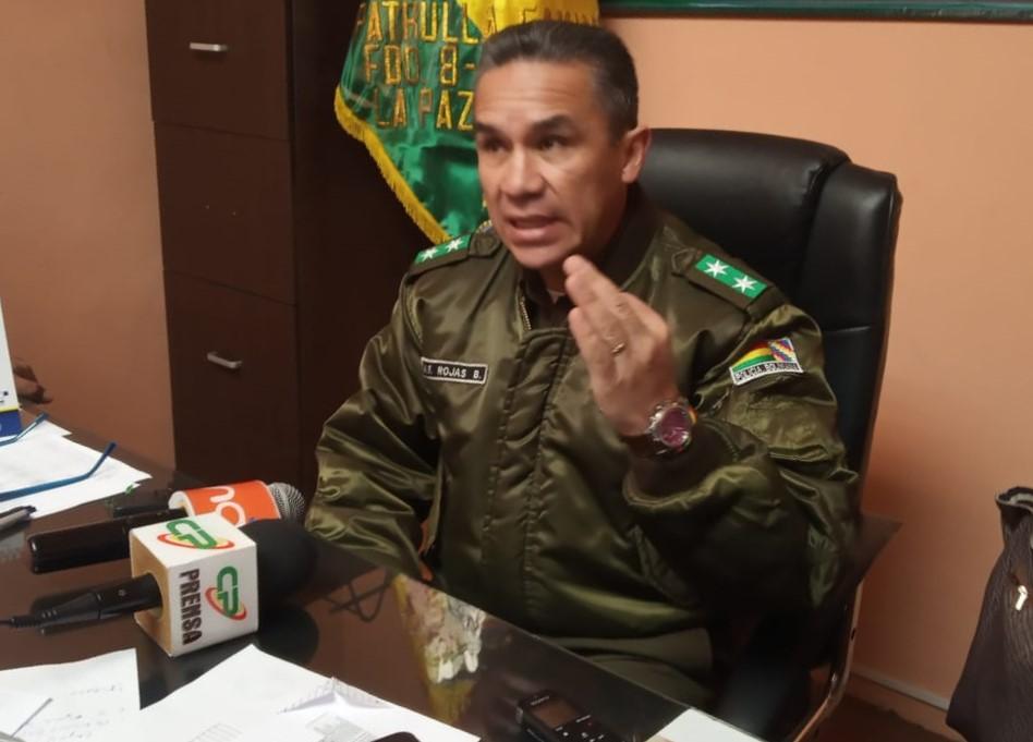 Comandante de la Policía Caminera recomienda no conducir en estado de ebriedad