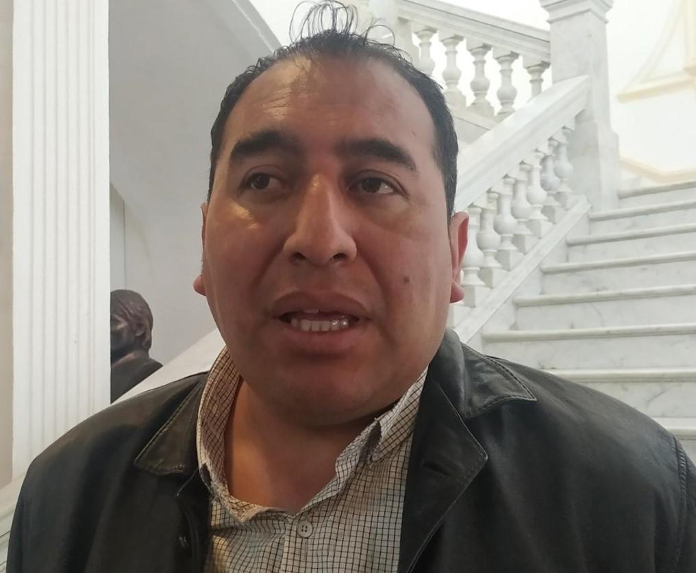 Diputado Santamaría envía carta a Montaño pidiendo apoyo para las familias de las víctimas del accidente La Paz-Apolo