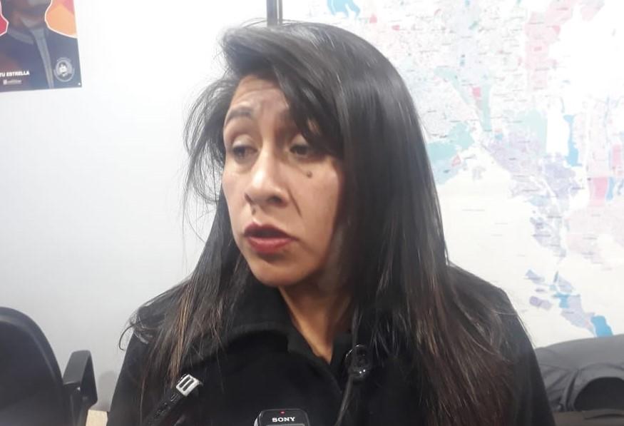 Federación Departamental de La Paz entregó a la Defensoría del Pueblo agua, medicamentos y víveres para la Chiquitanía