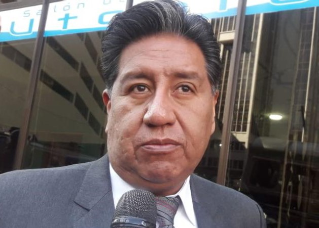 Fiscal departamental señala que hay avances positivos sobre la investigación del presunto asesinato a Sandoval