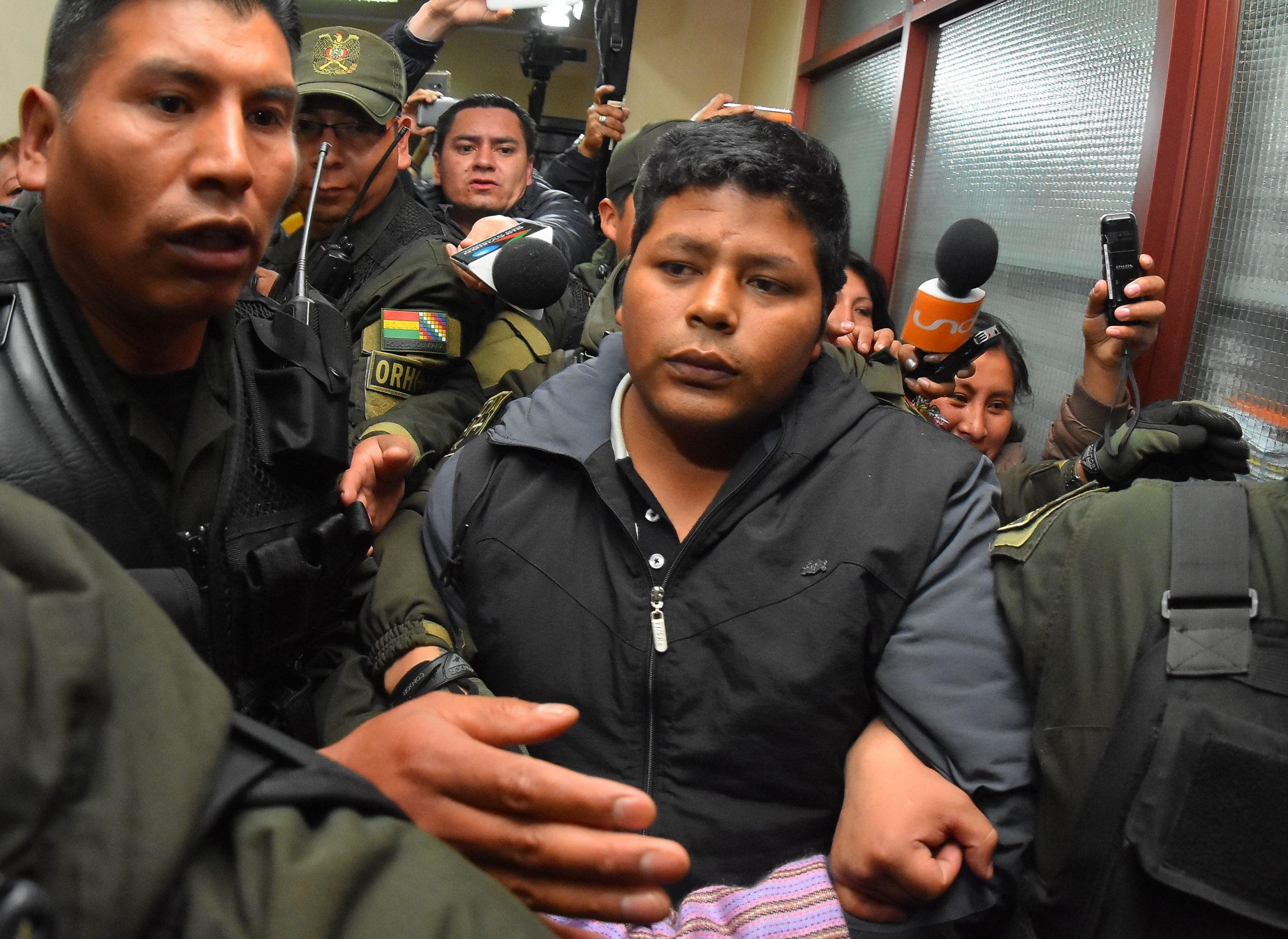 ADEPCOCA presentará una querella contra el Gobierno ante la CIJ por la supuesta detención injusta de Franklin Gutiérrez