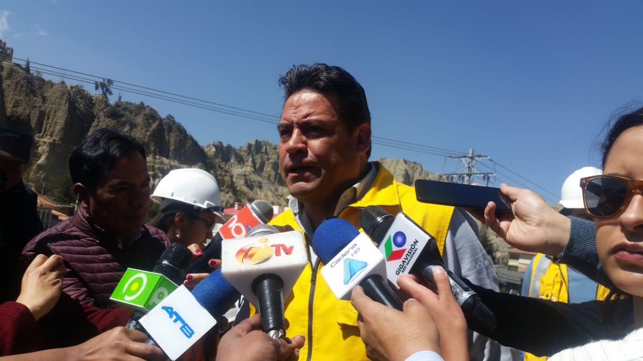 Alcaldía inicia proceso penal contra chóferes de transporte público por la destrucción de buses municipales
