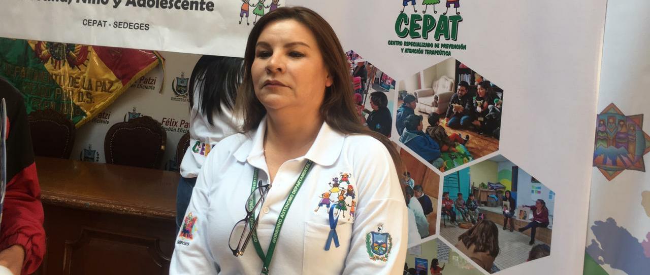 CEPAT informa que atendió a más de 80 víctimas de violencia sexual