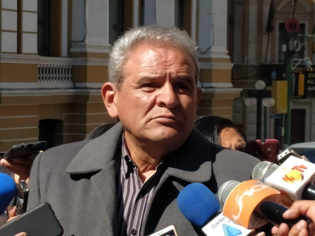 CONADE analiza iniciar un juicio de responsabilidades contra Morales por los incendios en Santa Cruz