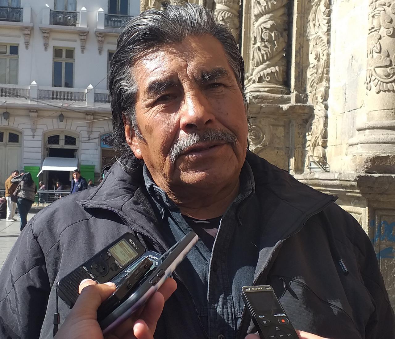 CSUTCB contestataria anuncia con un voto castigo contra Morales durante las próximas elecciones