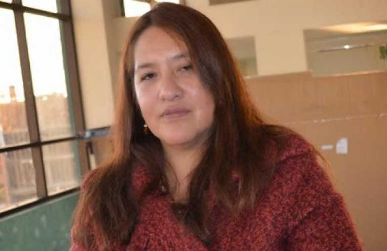 Exministra Mabel Monje sustituirá a Virginia Velasco como candidata a primera senadora por el MAS