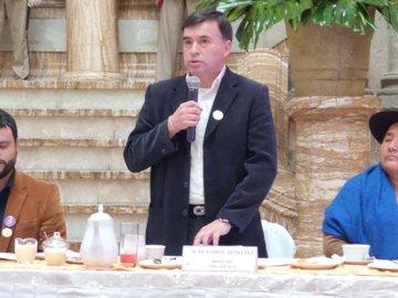 Ministro Quintana asegura tener pruebas para demostrar que EE.UU. pretende interferir en las elecciones