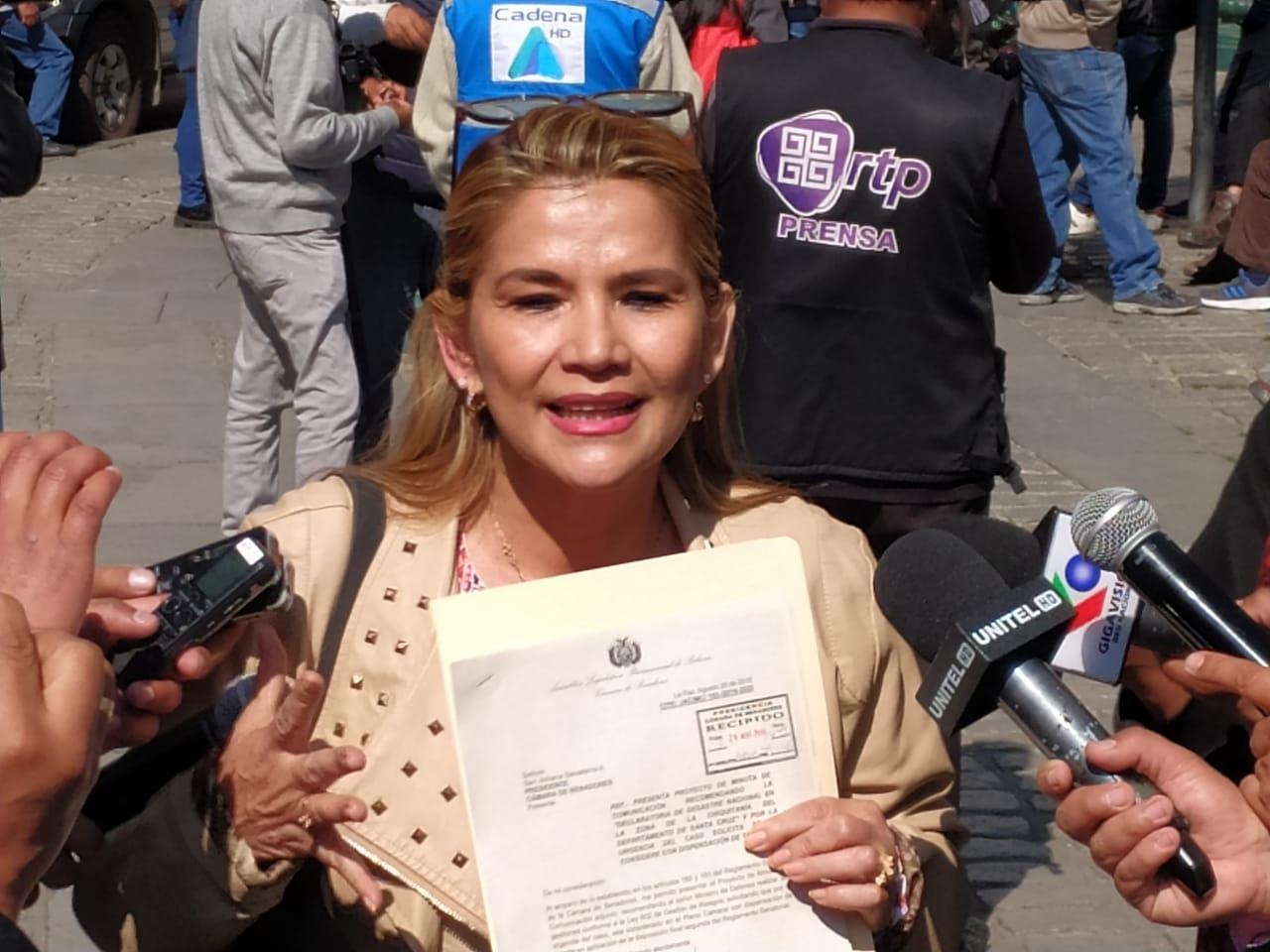 Oposición critica a Morales de usar los trabajos de mitigación de incendios en la Chiquitanía como una herramienta política